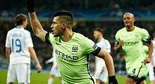 Sergio Aguero zostaje w Manchesterze City