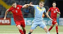 Znamy kadrę Kazachstanu na mecz z Polską