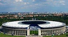 U2 kupi murawę Hercie Berlin