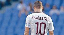 Roma wicemistrzem Włoch. Pożegnanie Tottiego