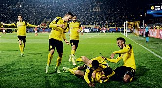 Smutek w Monachium, radość w Dortmundzie