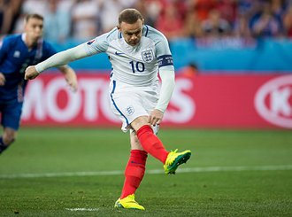 Rooney zrezygnował z gry w reprezentacji!