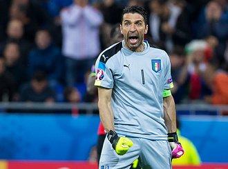 Wygrana Włochów w meczu przyjaźni