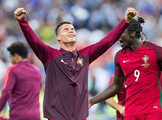 Portugalia w półfinale Pucharu Konfederacji