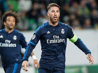 Jeden mecz zawieszenia dla Ramosa!
