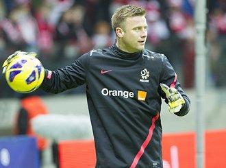 Artur Boruc nominowany do nagrody dla piłkarza miesiąca w Premier League