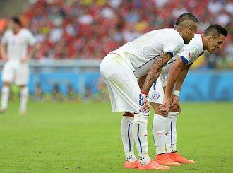 PK: Chile melduje się w półfinale