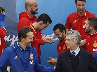 Hiszpania pokonała Francję dzięki wideo