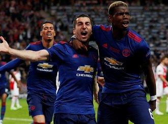 Manchester United triumfatorem Ligi Europy!