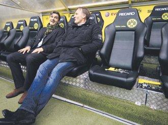 Bundesliga i jej macherzy. Dyrektor niejedno ma imię
