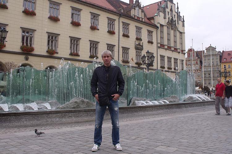 """Oglądasz zdjęcia do artykułu: Sebastian Dudek opowiada """"Piłce Nożnej"""" o Wrocławiu"""