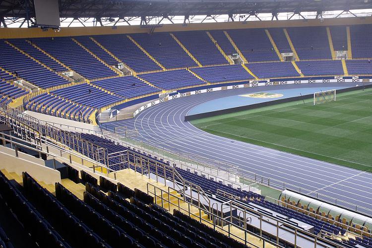 Oglądasz zdjęcia do artykułu: Stadiony Euro 2012: Stadion Metalist w Charkowie