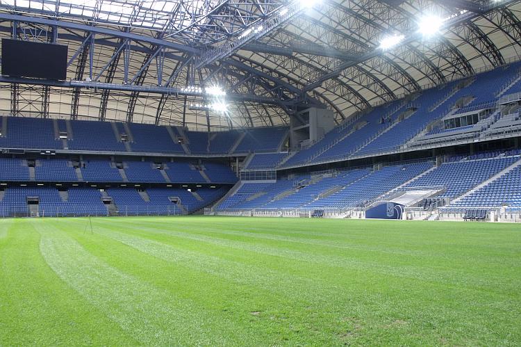 Oglądasz zdjęcia do artykułu: Stadiony Euro 2012: Stadion Miejski w Poznaniu