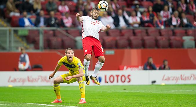 Oglądasz zdjęcia do artykułu: Polska - Kazachstan w obiektywie PN (GALERIA)