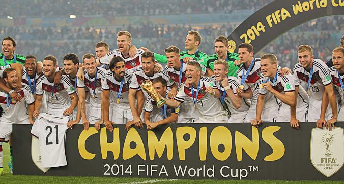 Oglądasz zdjęcia do artykułu: Przeżyjmy to jeszcze raz. Radość Niemców z MŚ (galeria)